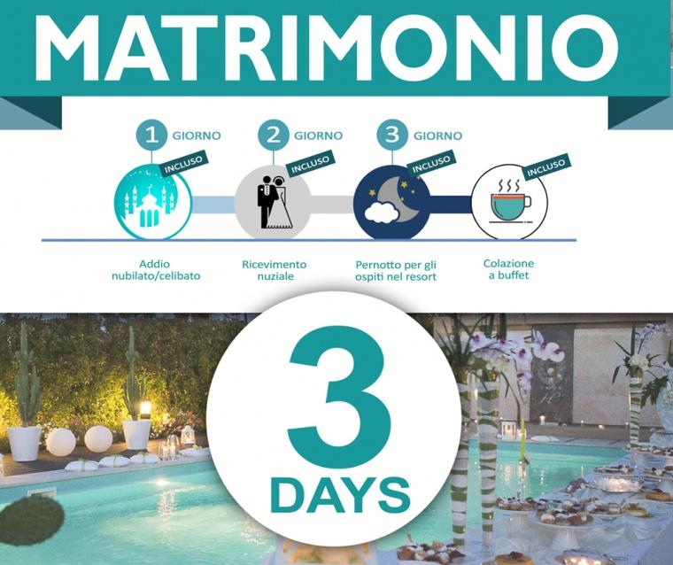 Matrimonio 3 Day